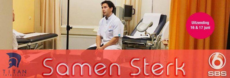 Uitzending SBS6 Samen Sterk over hevig menstrueel bloedverlies