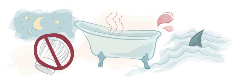10 menstruatiemythes: waar of niet waar?