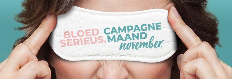 Campagne Bloedserieus: ook dit jaar in november